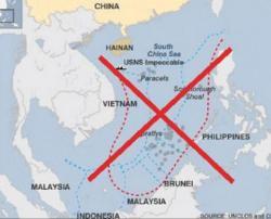 Nhật Ký Biển Đông: Biển Đông Rối Như Tơ Vò