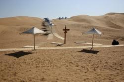 Tại Sao Các Đụn Cát Biết Hát Trên Sa Mạc?