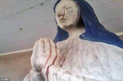Chuyện Bức Tượng Đức Mẹ Khóc Ra Máu Tại Bolivia - Có Cứu Vãn Đức Tin Được Chăng?