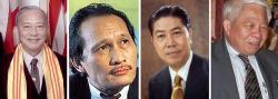 Đồ Ma Quỷ và Chú Phỉnh - Người Việt hải ngoại chúng ta có nhiều chánh phủ và thủ tướng