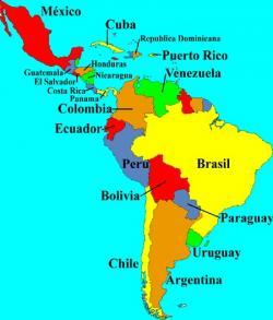 Bàn Tay Lông Lá Hoa Kỳ với Các Cuộc Thay Đổi Thể Chế ở Châu Mỹ Latinh