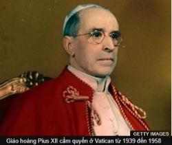 Vatican sẽ mở hồ sơ về Giáo hoàng Pius XII bị cho là