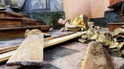 Các Nhà Thờ Ca-tô La Mã Ở Pháp Bị Phá Hoại, Thiêu Đốt, Và Bôi Bẩn Bằng Phân
