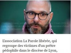 GH Francis bác đơn từ chức của HY Philippe Barbarin: Sai Lầm Quá Nhiều