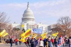 Gửi người VN biểu tình phò Trump?