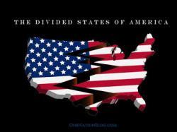 Liệu Nước Mỹ Có Bị Chia Cắt Không?