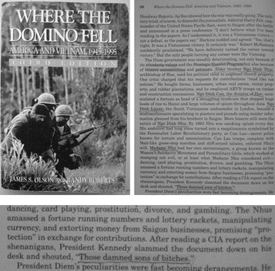 where the domino fell Read where the domino fell america and vietnam 1945 - 2010 by randy w roberts with rakuten kobo this updated, expanded edition of where the domino fell recounts the history of american involvement in vietnam from the.