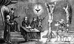 Image result for Photos of Inquisition?